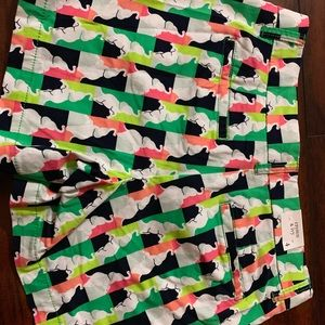 crown & ivy Shorts - Crown and Ivy size 4 elephant shorts